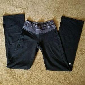 Lululemon Athletica size 2 Long Astro Pants